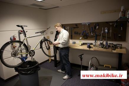 کارگاه تعمیر دوچرخهwww.makibike.ir